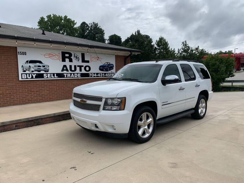 2011 Chevrolet Tahoe for sale at R & L Autos in Salisbury NC