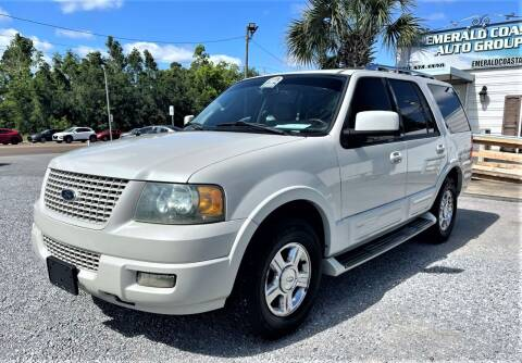 2006 Ford Expedition for sale at Emerald Coast Auto Group LLC in Pensacola FL