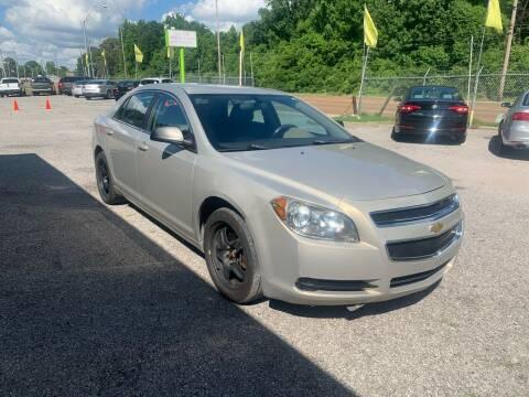 2011 Chevrolet Malibu for sale at Super Wheels-N-Deals in Memphis TN