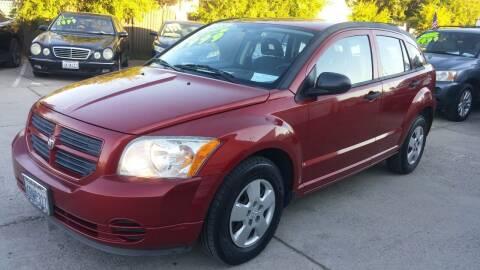 2008 Dodge Caliber for sale at Carspot Auto Sales in Sacramento CA