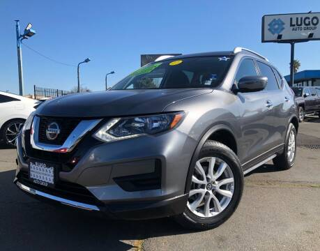 2018 Nissan Rogue for sale at LUGO AUTO GROUP in Sacramento CA