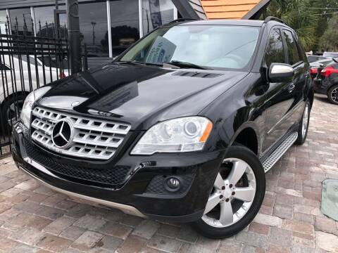 2009 Mercedes-Benz M-Class for sale at Unique Motors of Tampa in Tampa FL