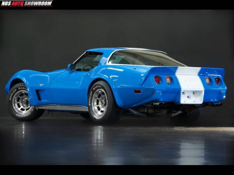 1978 Chevrolet Corvette for sale at NBS Auto Showroom in Milpitas CA