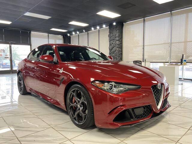 2017 Alfa Romeo Giulia Quadrifoglio for sale in Pittsburg, CA