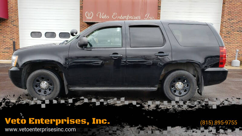 2013 Chevrolet Tahoe for sale at Veto Enterprises, Inc. in Sycamore IL