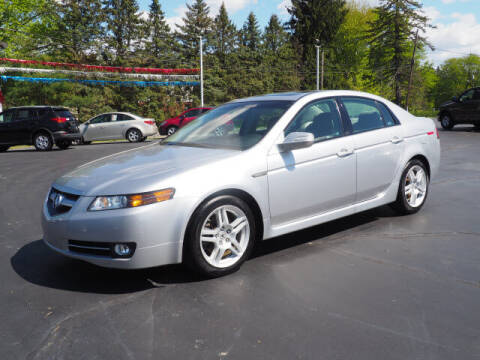 2007 Acura TL for sale at Patriot Motors in Cortland OH