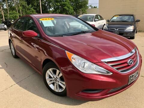 2014 Hyundai Sonata for sale at Zacatecas Motors Corp in Des Moines IA
