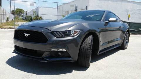 2016 Ford Mustang for sale at AUTO BENZ USA in Fort Lauderdale FL
