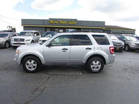 2012 Ford Escape for sale at MIRA AUTO SALES in Cincinnati OH
