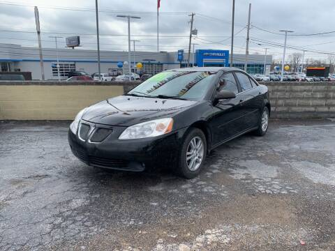2005 Pontiac G6 for sale at Credit Connection Auto Sales Inc. HARRISBURG in Harrisburg PA