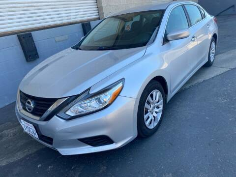 2017 Nissan Altima for sale at Korski Auto Group in National City CA