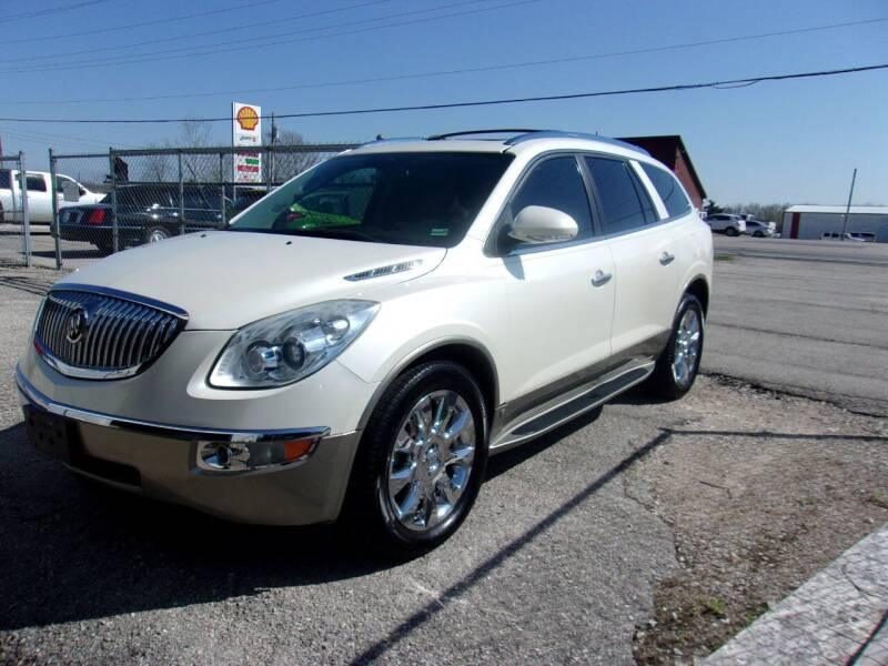 2011 Buick Enclave for sale at HIGHWAY 42 CARS BOATS & MORE in Kaiser MO