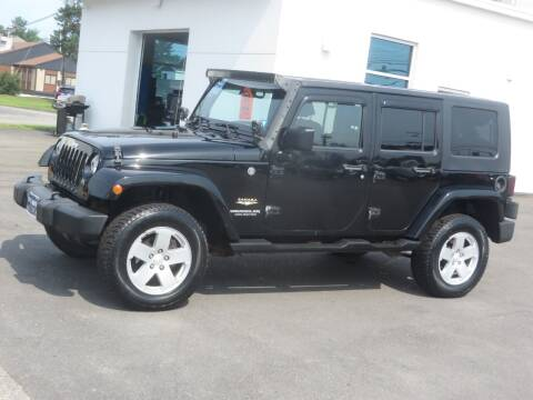 2007 Jeep Wrangler Unlimited for sale at Price Auto Sales 2 in Concord NH
