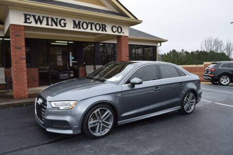 2017 Audi A3 for sale at Ewing Motor Company in Buford GA
