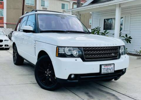 2012 Land Rover Range Rover for sale at Pro Motorcars in Anaheim CA