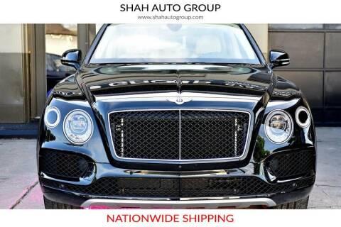 2020 Bentley Bentayga for sale at E-Z Auto Finance - E-Biz Auto in Marietta GA