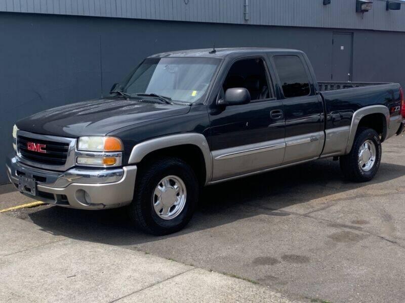 2003 GMC Sierra 1500 for sale in Portland, OR
