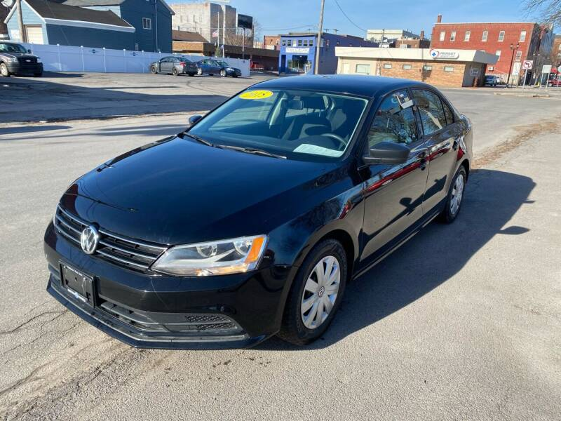 2015 Volkswagen Jetta for sale at Midtown Autoworld LLC in Herkimer NY