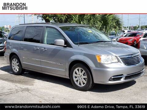 2014 Chrysler Town and Country for sale at Brandon Mitsubishi in Tampa FL