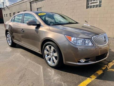2010 Buick LaCrosse for sale at Richardson Sales & Service in Highland IN