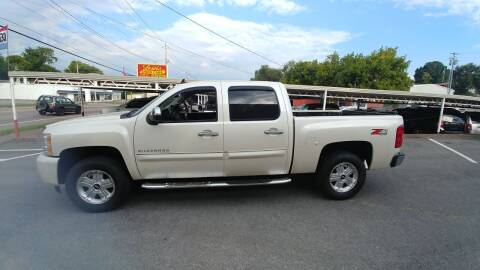 2011 Chevrolet Silverado 1500 for sale at Lewis Used Cars in Elizabethton TN