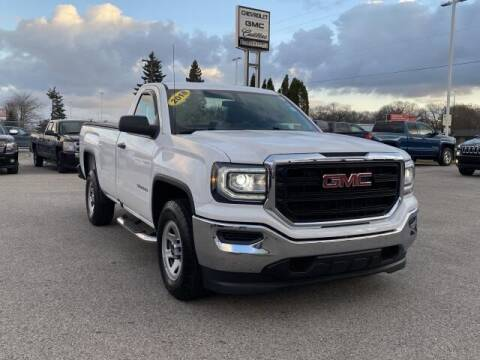 2018 GMC Sierra 1500 for sale at Betten Baker Preowned Center in Twin Lake MI