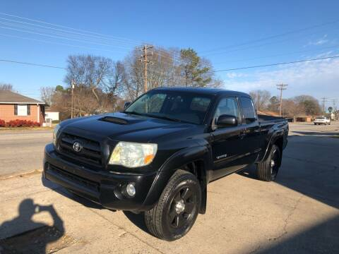 2008 Toyota Tacoma for sale at E Motors LLC in Anderson SC
