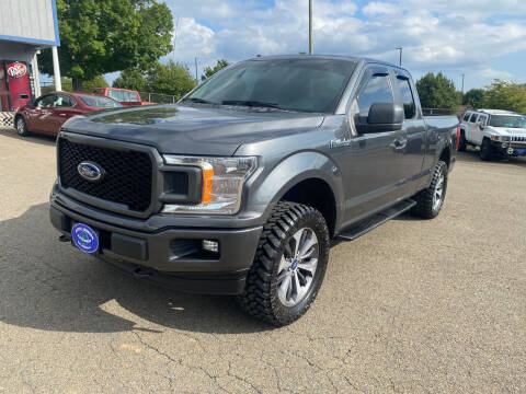 2019 Ford F-150 for sale at Steve Johnson Auto World in West Jefferson NC