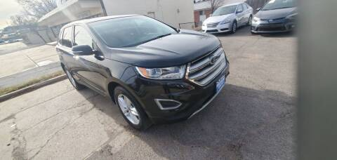 2015 Ford Edge for sale at Divine Auto Sales LLC in Omaha NE