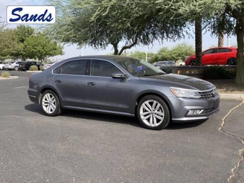 2018 Volkswagen Passat for sale at Sands Chevrolet in Surprise AZ