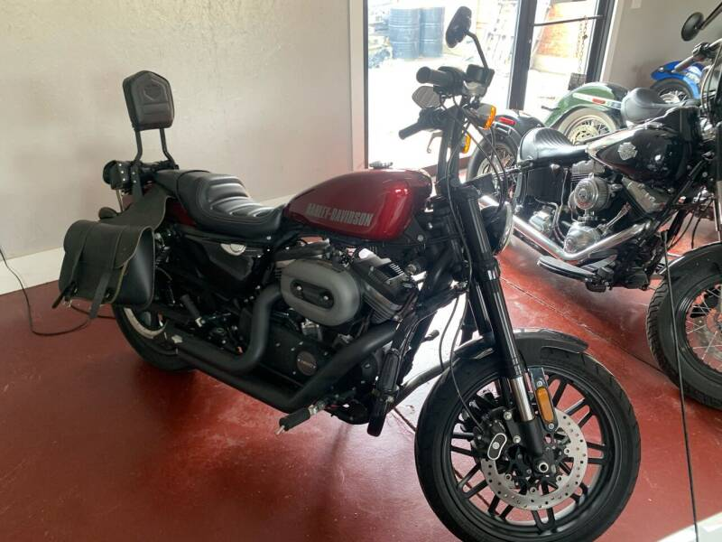 2016 Harley Davidson  Sportster Roadster  for sale at Dan Powers Honda Motorsports in Elizabethtown KY