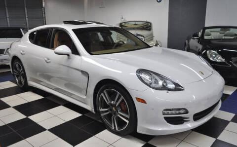 2012 Porsche Panamera for sale at Podium Auto Sales Inc in Pompano Beach FL