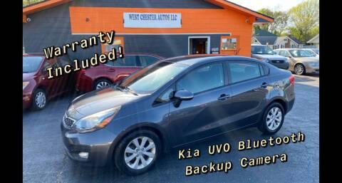 2014 Kia Rio for sale at West Chester Autos in Hamilton OH