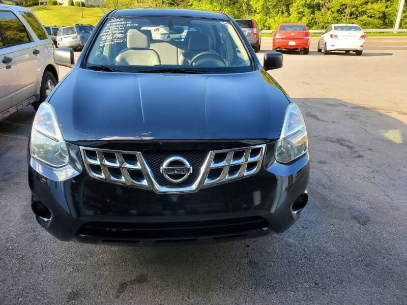 2011 Nissan Rogue for sale at DISCOUNT AUTO SALES in Johnson City TN