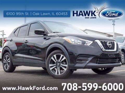 2018 Nissan Kicks for sale at Hawk Ford of Oak Lawn in Oak Lawn IL