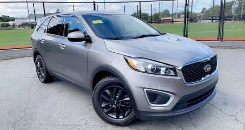 2018 Kia Sorento for sale at Maxima Auto Sales in Malden MA