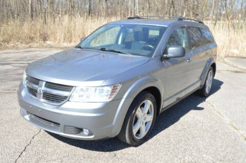 2009 Dodge Journey for sale at TKP Auto Sales in Eastlake OH