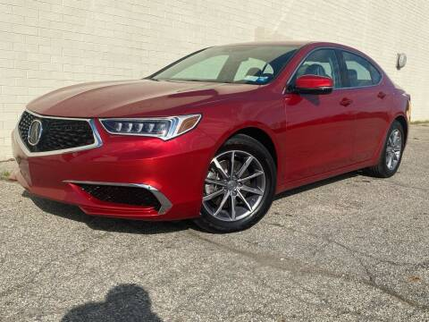 2020 Acura TLX for sale at Samuel's Auto Sales in Indianapolis IN