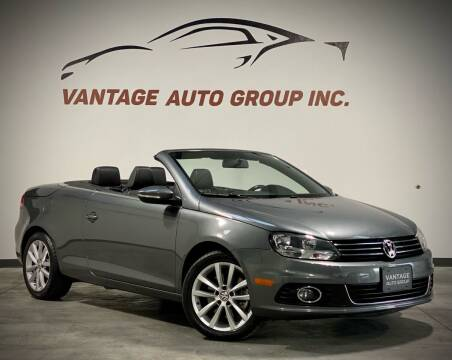 2014 Volkswagen Eos for sale at Vantage Auto Group Inc in Fresno CA