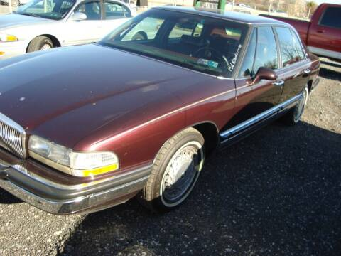 1994 Buick Park Avenue for sale at Branch Avenue Auto Auction in Clinton MD