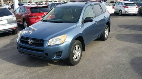 2010 Toyota RAV4 for sale at Nonstop Motors in Indianapolis IN