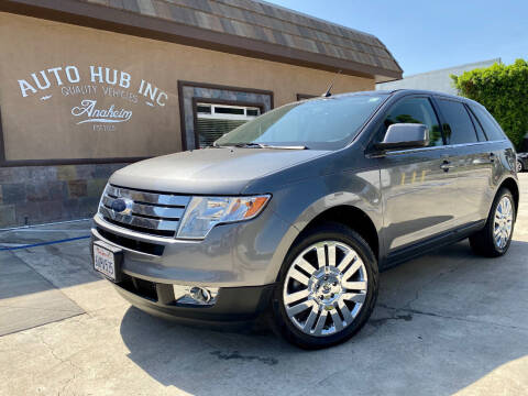 2010 Ford Edge for sale at Auto Hub, Inc. in Anaheim CA