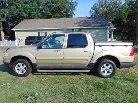 2005 Ford Explorer Sport Trac for sale at CR Garland Auto Sales in Fredericksburg VA