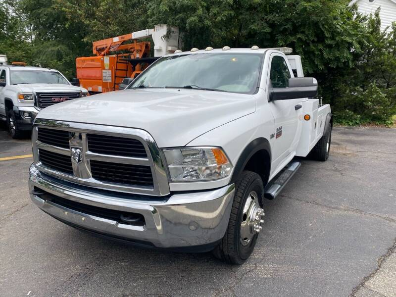 2012 RAM Ram Chassis 3500 for sale at Advanced Fleet Management in Bloomfield NJ