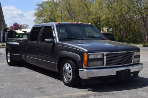 1993 GMC Sierra 3500 for sale at NEW 2 YOU AUTO SALES LLC in Waukesha WI