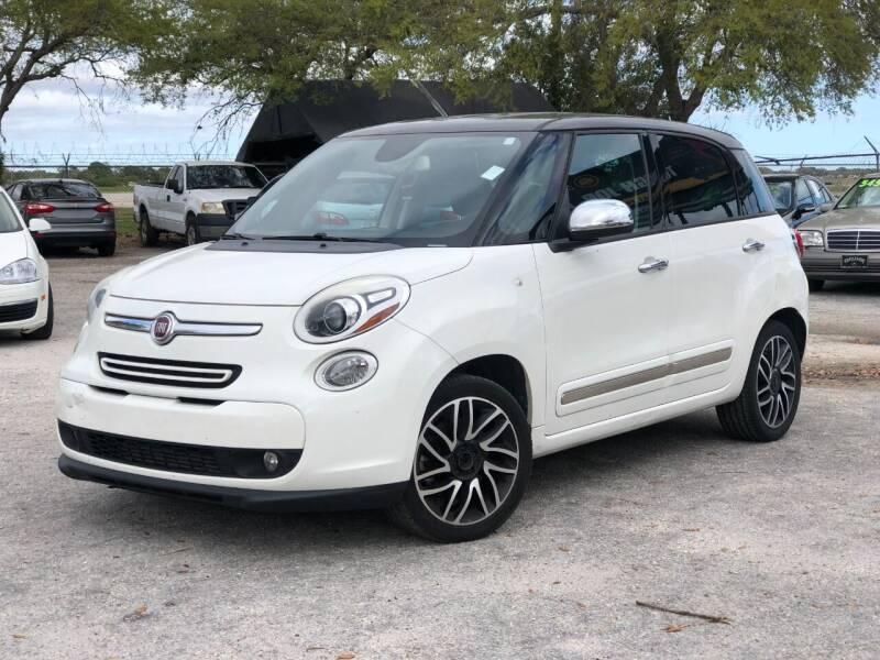 2014 FIAT 500L for sale at Pro Cars Of Sarasota Inc in Sarasota FL