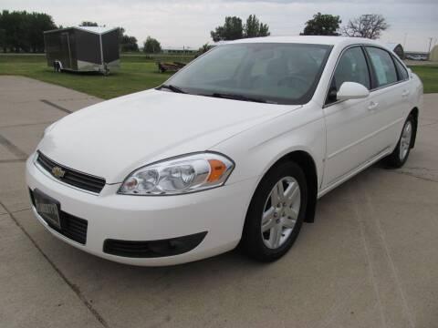 2007 Chevrolet Impala for sale at Flaherty's Hi-Tech Motorwerks in Albert Lea MN