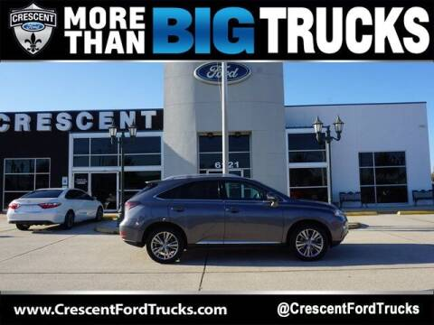 2013 Lexus RX 350 for sale at Crescent Ford in Harahan LA