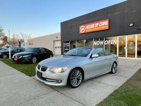 2011 BMW 3 Series for sale at HOUSE OF CARS CT in Meriden CT