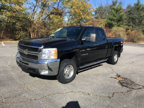 2008 Chevrolet Silverado 2500HD for sale at Westford Auto Sales in Westford MA